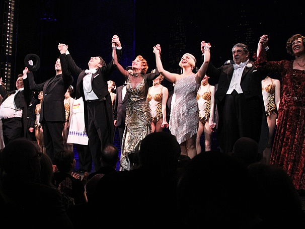 Bullets Over Broadway - Opening - OP - 4/14 - Cast