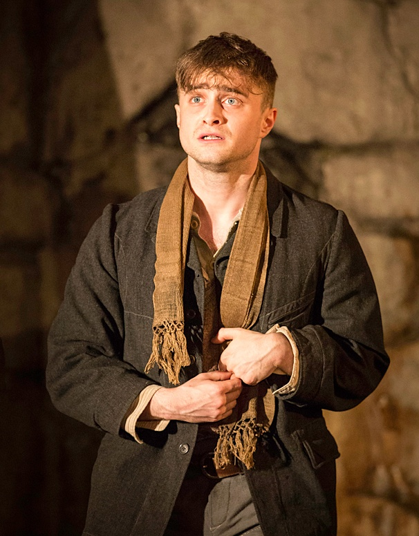 The Cripple of Inishmaan - Show Photos - PS - 4/14 - Daniel Radcliffe