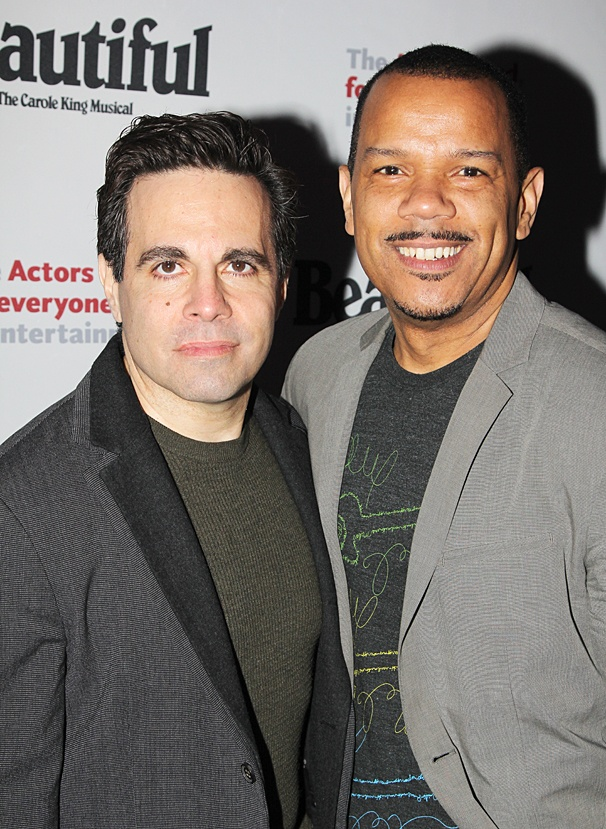 Beautiful - Actors Fund Performance - OP - 4/14 - Mario Cantone - Jerry Dixon