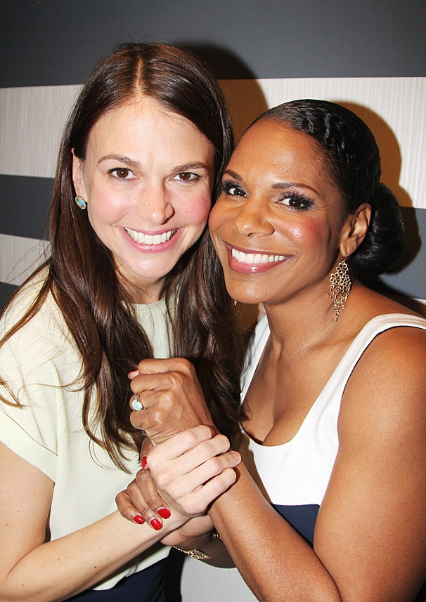 Meet the Nominees – OP – 4/14 – Sutton Foster – Audra McDonald