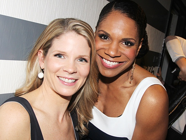 Meet the Nominees – OP – 4/14 – Kelli O'Hara – Audra McDonald