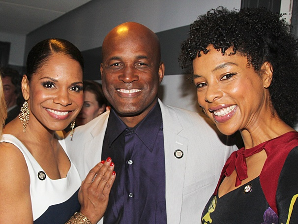 Meet the Nominees – OP – 4/14 – Audra McDonald – Kenny Leon - Sophie Okonedo