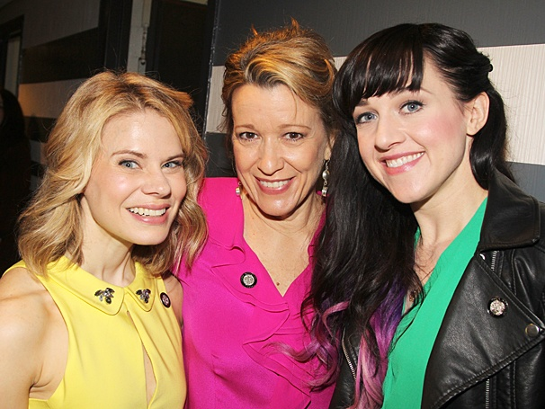 Meet the Nominees – OP – 4/14 – Celia Keenan-Bolger - Linda Emond - Lena Hall