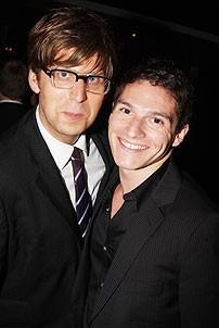 2008 Tony Awards After Parties - In the Heights - Randy Meyer - Jesse Vargas