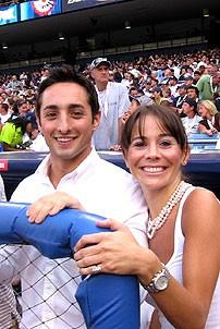 Jersey Boys at Yankee Stadium - Eric Schneider - Sara Schmidt
