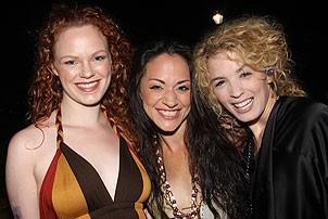 2008 Hair Opening - Megan Reinking - Caren Lyn Manuel - Kacie Sheik