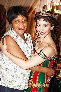 Marni Raab in Phantom of the Opera - Marni Raab - Erna Diaz