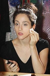 Marni Raab in Phantom of the Opera - Marni Raab (makeup)