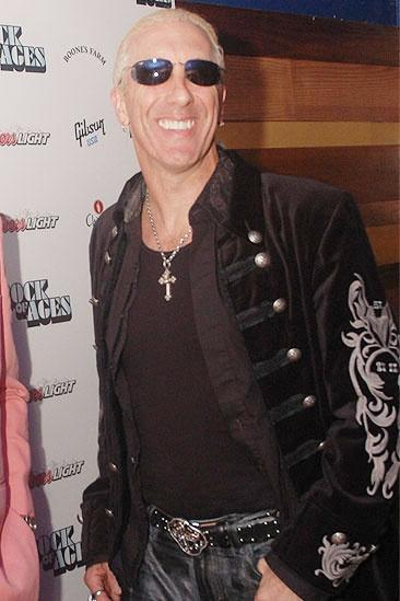 Rock of Ages Opening  Dee Snider
