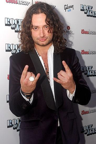 Rock of Ages Opening – Constantine Maroulis