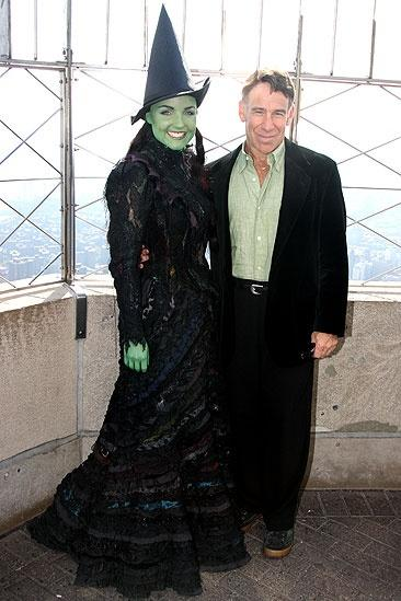 Wicked Day at the Empire State Building  Kerry Ellis  Stephen Schwartz