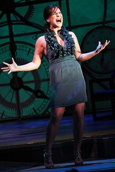 Wicked 5th Anniversary Benefit Concert – Shoshana Bean