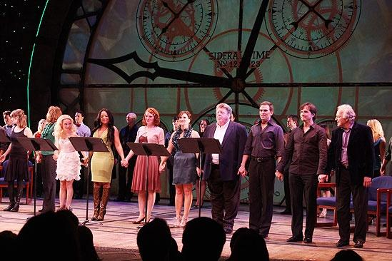 Wicked 5th Anniversary Benefit Concert – Cast