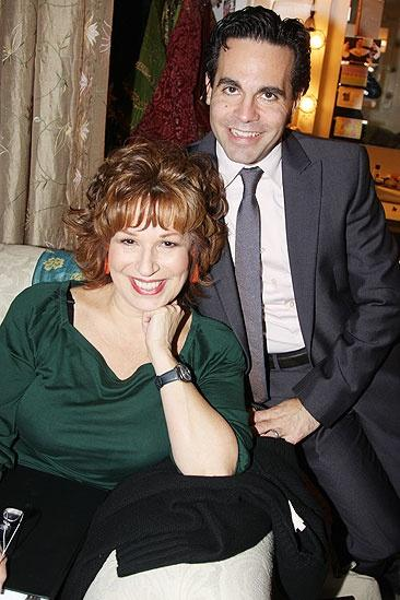 Wicked 5th Anniversary Benefit Concert  Joy Behar  Mario Cantone