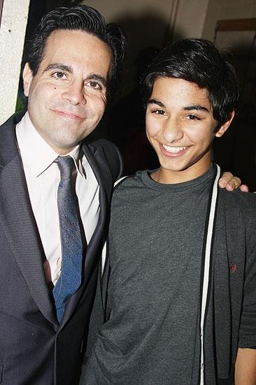 Wicked 5th Anniversary Benefit Concert – Mario Cantone – Mark Indelicato