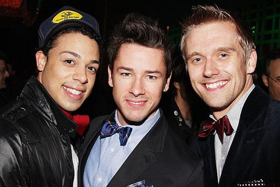Wicked 5th Anniversary Benefit Concert – CJ Tyson – Adam Fleming – Adam Perry