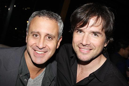 Wicked 5th Anniversary Benefit Concert – David Stone – Matthew Settle