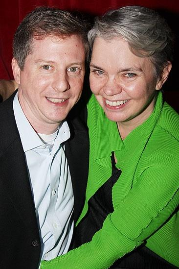 Wicked 5th Anniversary Benefit - Kenneth Posner - Susan Hilferty