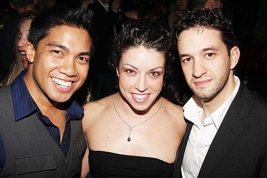 Wicked 5th Anniversary Benefit - Robert Pendilla - Lindsay Janisse - Dominick Amendum