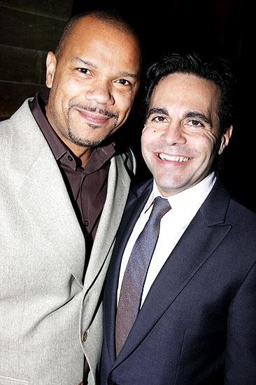 Wicked 5th Anniversary Benefit - Jerry Dixon - Mario Cantone