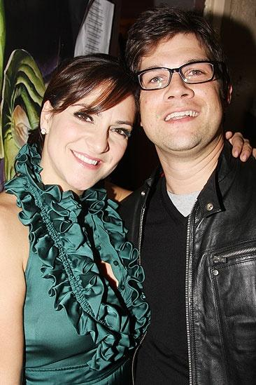 Wicked 5th Anniversary Benefit - Shoshana Bean - Stephen Oremus