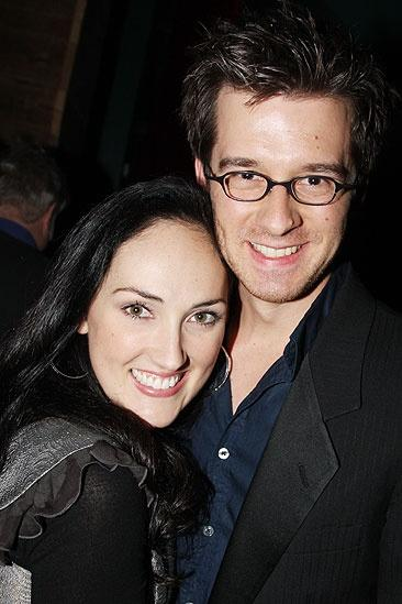 Wicked 5th Anniversary Benefit - Tiffany Haas - Christian Hebel