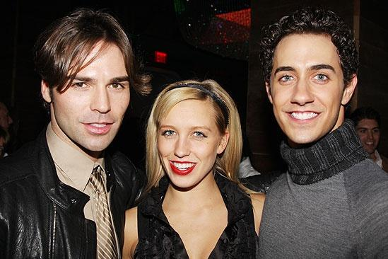Wicked 5th Anniversary Benefit - Alexander Quiroga - Samantha Zack - Reed Kelly