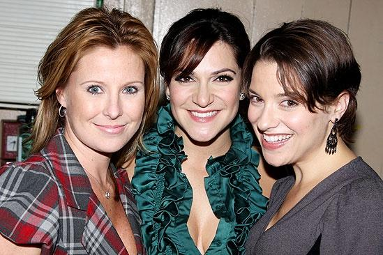 Wicked 5th Anniversary Benefit - Michelle Kittrell - Shoshana Bean - Jennifer Gambatese