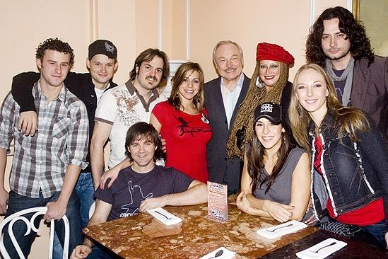 Rock of Ages at Serendipity  Cast  owner Stephen Bruce