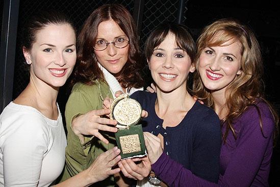 Jersey Boys 3rd Year Celebration – Katie O'Toole – Bridget Berger – Sara Schmidt – Heather Ferguson