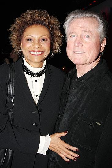 Leslie Uggams and grahame pratt