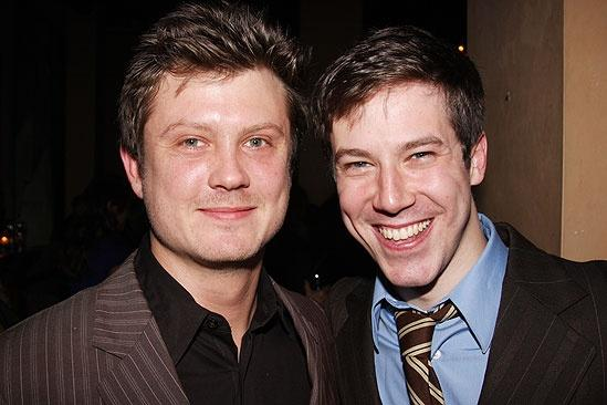 Farragut North Opening – Beau Willimon – John Gallagher Jr.