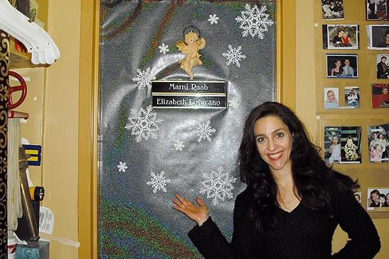 Seasonal Snapshots: Phantom Opens Its Backstage Doors – Marni Raab