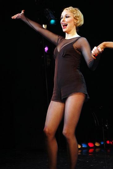 Melora Hardin Debuts in Chicago – Melora Hardin