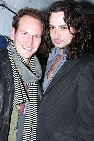 Wilson and Maguire at Rock of Ages – Patrick Wilson – Constantine Maroulis