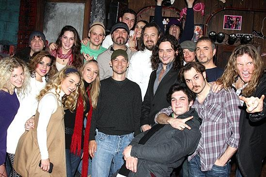 Wilson and Maguire at Rock of Ages – Tobey Maguire – Cast