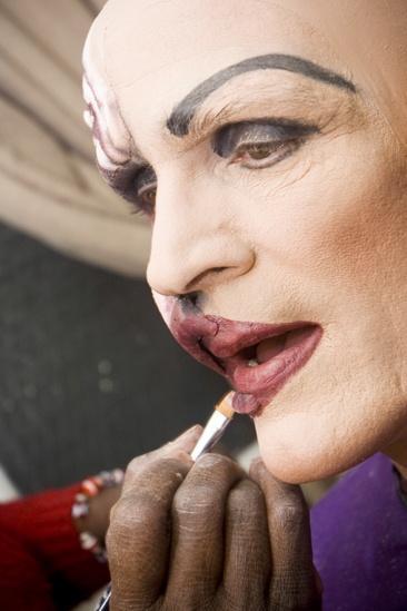 Howard McGillin Phantom transformation – lips2