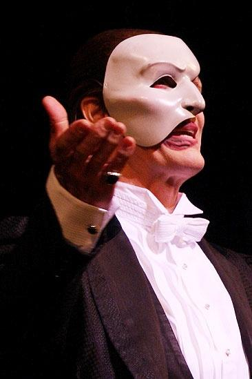 Phantom turns 21 – Howard McGillin