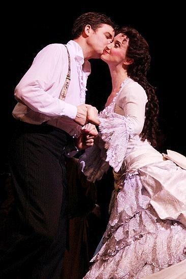 Phantom turns 21 – Tim Martin Gleason – Elizabeth Loyacano