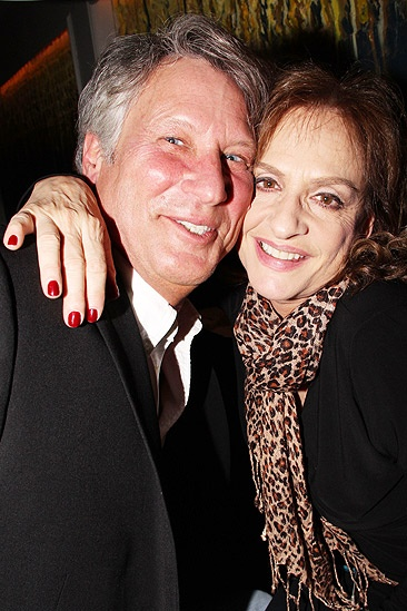 Company – Matt Johnson – Patti LuPone