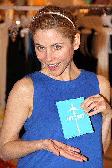 <i>Catch Me If You Can</i> Lisa Perry Fashion Event – Kerry Butler