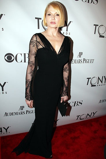 2011 Tony Awards Red Carpet – Ellen Barkin