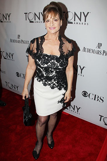 2011 Tony Awards Red Carpet  Patti LuPone
