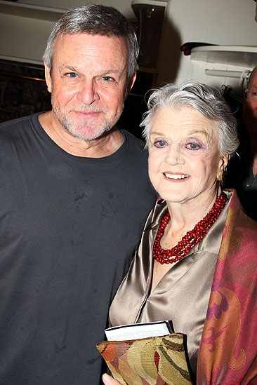 Angela Lansbury and More at &lt;i&gt;Follies&lt;/i&gt; - Ron Raines  Angela Lansbury 