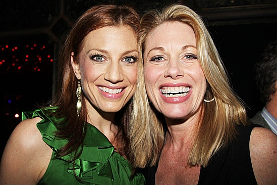 Carrie- Jessica Phillips and Marin Mazzie