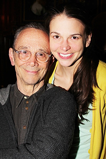 Anything Goes – Sutton's Last Show – Sutton Foster – Joel Grey