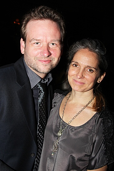 Once opening night – Dallas Roberts – Christine Jones
