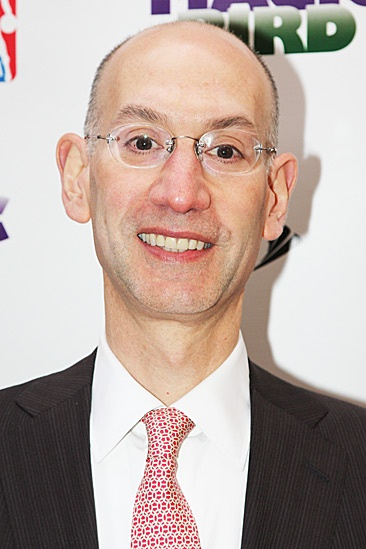 Magic.Bird Opening Night – Adam Silver