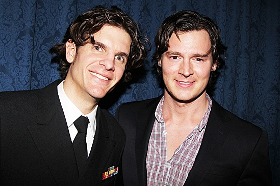 Peter and the Starcatcher Opening Night  Alex Timbers  Benjamin Walker 