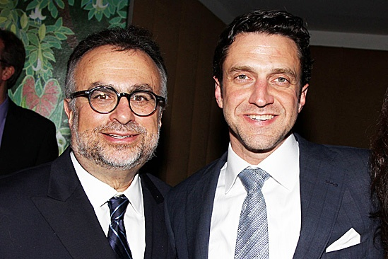 Leap of Faith Opening Night – Richard Frankel - Raúl Esparza